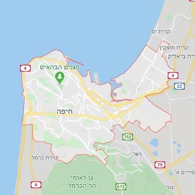 קידום אתרים בצפון ובחיפה